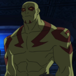 Drax UltimateSpider-Man