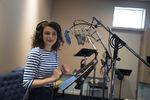Jenny Slate is Recording