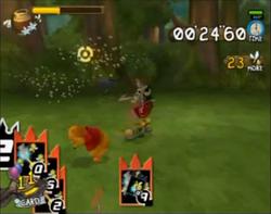 Kingdom Hearts Re- Chain of Memories Honey Bees