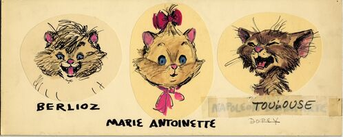 The aristocats concept 6