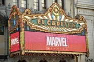 Marvel Studios El Capitan