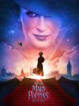 Mary Poppins Returns poster art 1