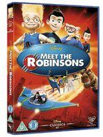 Meet the Robinsons UK DVD 2014