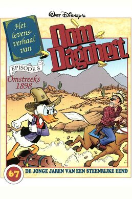 Oom Dagobert 67 cover