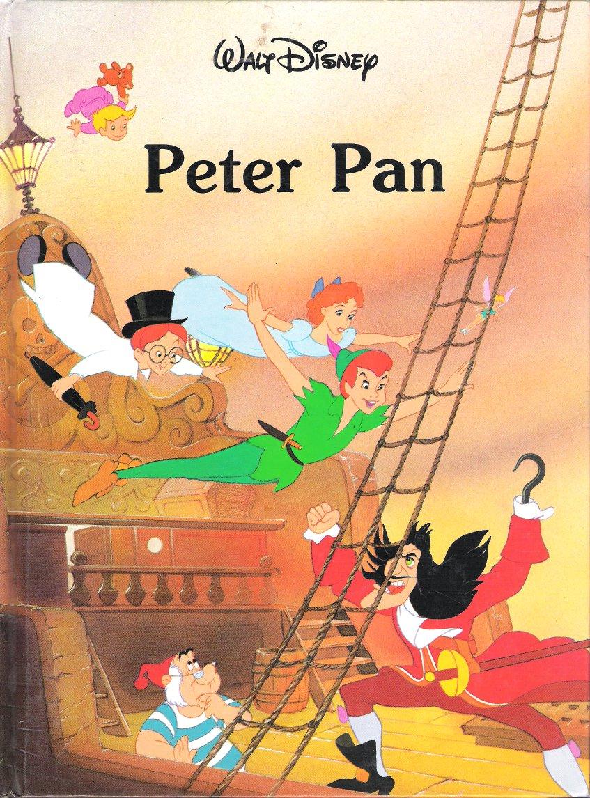 Peter Pan (Classic Storybook) | Disney Wiki | FANDOM