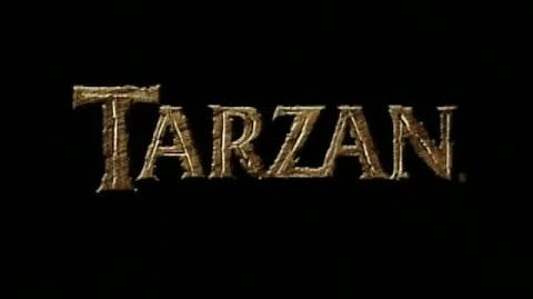 Tarzan - 1999 Theatrical Trailer 2
