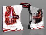 The Last Jedi IMAX Stand In