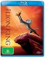 The Lion King 2015 AUS B