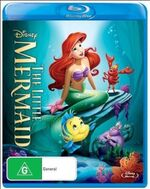 The Little Mermaid 2013 AUS Blu Ray