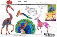 Wondruous+Creatures art