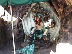 Ariel's Grotto, Fantasyland