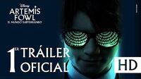 Artemis Fowl El Mundo Subterráneo, de Disney – Tráiler oficial 1 (Subtitulado)