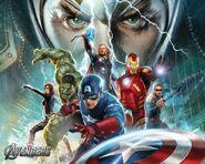AvengersHintergrund