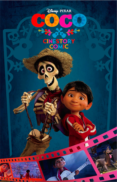 Image - Coco Cinestory Comic.png   Disney Wiki   FANDOM ...