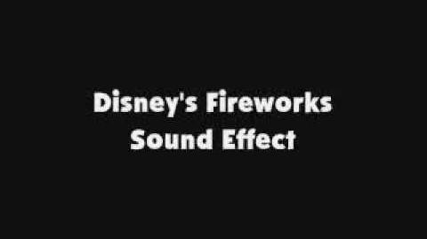 Disney's Fireworks SFX