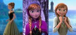 DisneyAnna Appearances