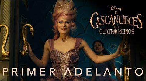 EL CASCANUECES Y LOS CUATRO REINOS de Disney - Primer Adelanto