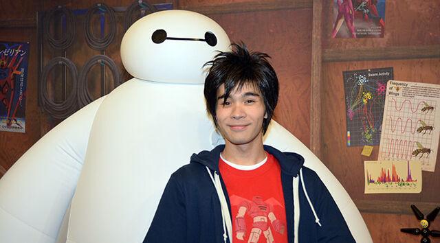 File:Hiro-and-Baymax-from-Big-Hero-6-at-Disney-Hollywood-Studios-in-Walt-Disney-World-30.jpg