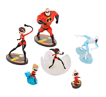 Incredibles 2 figurine playset