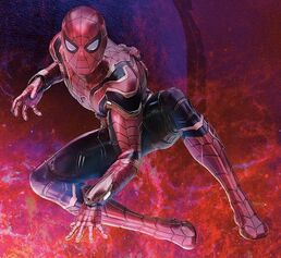 Iron Spider IW