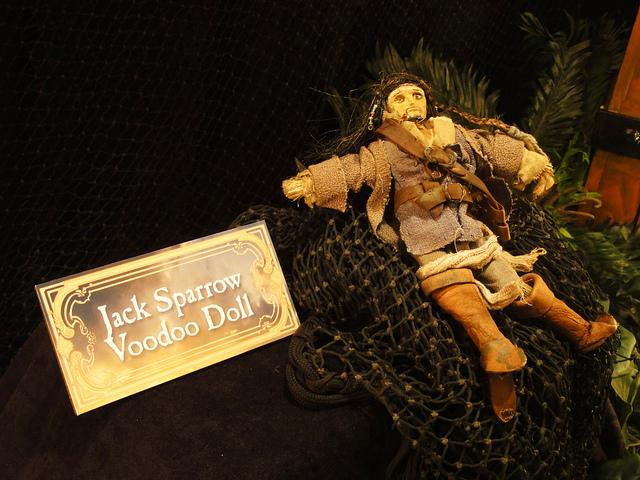 Jack Sparrow Voodoo Doll | Disney Wiki | FANDOM powered by Wikia