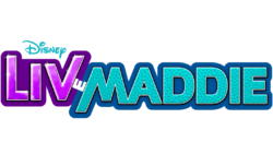 Liv e Maddie logo