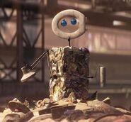 Luxo in WALLE