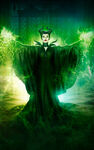 Maleficent green fier