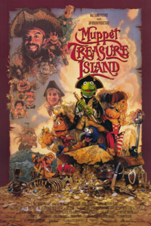 Muppet Treasure Island