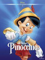 Pinocchio Italy DVD