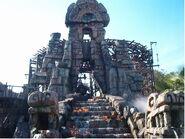 Raging Spirits of Tokyo DisneySea