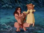 Tarzan Holding Abby