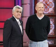 Timothy Stack Tongiht Show with Jay Leno