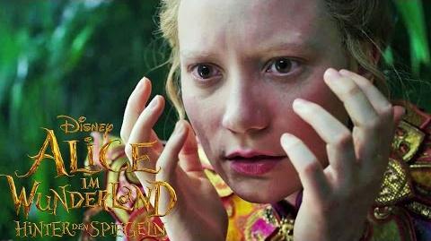 ALICE IM WUNDERLAND Hinter den Spiegeln - Offizieller Trailer (Deutsch) - 2016 im Kino - Disney HD