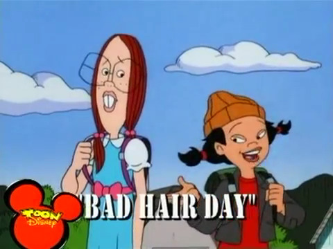 Bad Hair Day (Recess) | Disney Wiki | FANDOM powered by Wikia