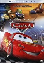 Cars DVD Widescreen