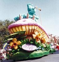Caterpillarparade