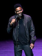 Chris Rock stand up routine