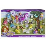 DISNEY Sofia the First Royal Prep Character Collection