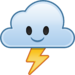 Emoji Blitz Lightning