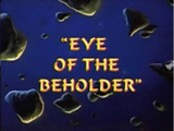 Eye of the Beholder (Aladdin)