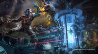 HKDL Marvel-Super-Hero-Attraction