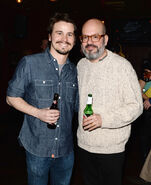 Jason Ritter David Cross Sundance14