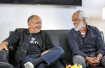 Lounging with Cheech & Chong