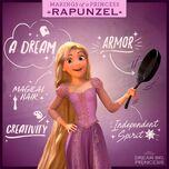Making A Princess - Rapunzel