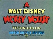 Mickey ua title card