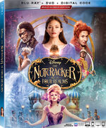Nutcracker and the Four Realms BLU-RAY