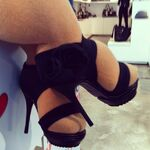 Piggy shoes instagram