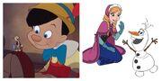 Pinocchio/Anna