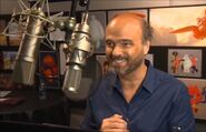 Scott Adsit BH6 behind the scenes